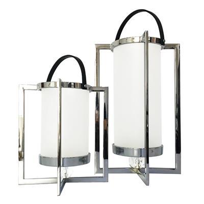 latarnie srebrne