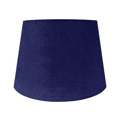 szklany niebieski klosz do lampy stojacej